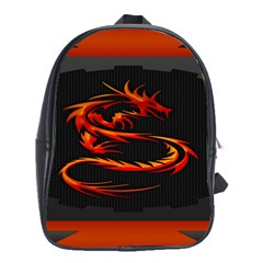 Dragon School Bags(Large)