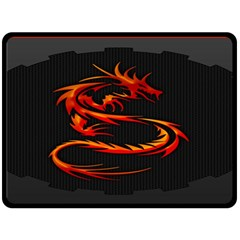Dragon Fleece Blanket (Large)