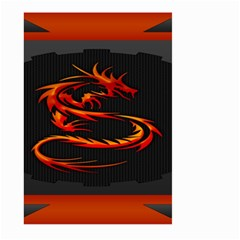 Dragon Large Garden Flag (Two Sides)