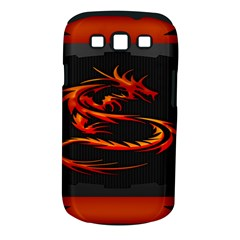 Dragon Samsung Galaxy S III Classic Hardshell Case (PC+Silicone)