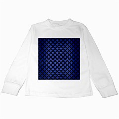 CIR3 BK-MRBL BL-BRSH (R) Kids Long Sleeve T-Shirts