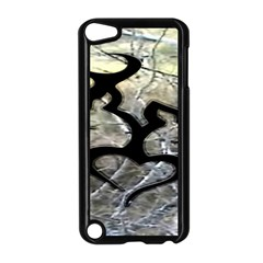 Black Love Browning Deer Camo Apple iPod Touch 5 Case (Black)