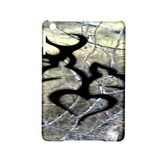 Black Love Browning Deer Camo iPad Mini 2 Hardshell Cases