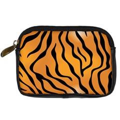 Tiger Skin Pattern Digital Camera Cases