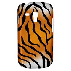 Tiger Skin Pattern Galaxy S3 Mini