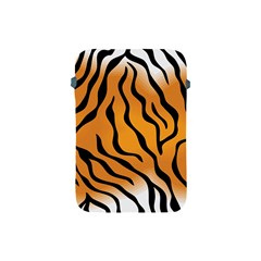 Tiger Skin Pattern Apple iPad Mini Protective Soft Cases