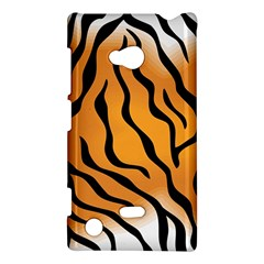 Tiger Skin Pattern Nokia Lumia 720