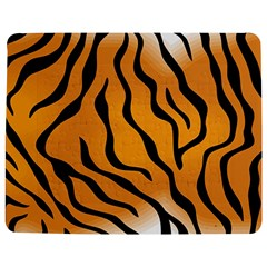 Tiger Skin Pattern Jigsaw Puzzle Photo Stand (Rectangular)