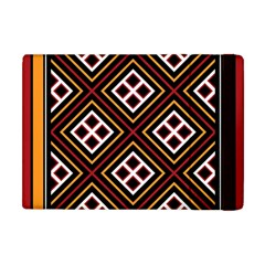 Toraja Pattern Pa re po  Sanguba ( Dancing Alone ) Apple iPad Mini Flip Case
