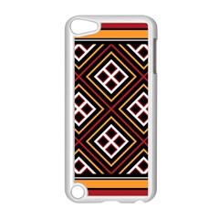 Toraja Pattern Pa re po  Sanguba ( Dancing Alone ) Apple iPod Touch 5 Case (White)