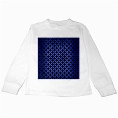 CIR3 BK-MRBL BL-BRSH Kids Long Sleeve T-Shirts