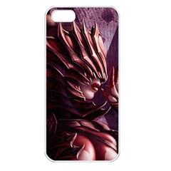 Fantasy Art Legend Of The Five Rings Fantasy Girls Apple iPhone 5 Seamless Case (White)