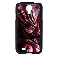 Fantasy Art Legend Of The Five Rings Fantasy Girls Samsung Galaxy S4 I9500/ I9505 Case (Black)