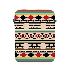 Tribal Pattern Apple iPad 2/3/4 Protective Soft Cases