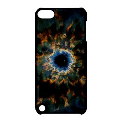 Crazy Giant Galaxy Nebula Apple iPod Touch 5 Hardshell Case with Stand