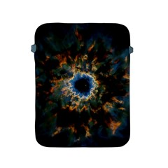 Crazy Giant Galaxy Nebula Apple iPad 2/3/4 Protective Soft Cases