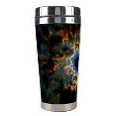 Crazy Giant Galaxy Nebula Stainless Steel Travel Tumblers
