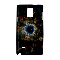 Crazy Giant Galaxy Nebula Samsung Galaxy Note 4 Hardshell Case