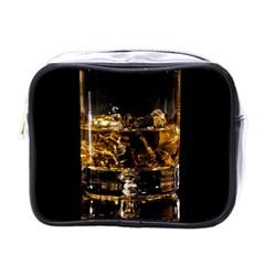 Drink Good Whiskey Mini Toiletries Bags