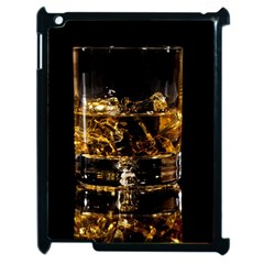 Drink Good Whiskey Apple iPad 2 Case (Black)