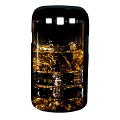 Drink Good Whiskey Samsung Galaxy S III Classic Hardshell Case (PC+Silicone)