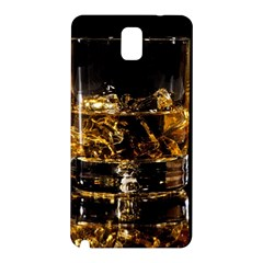 Drink Good Whiskey Samsung Galaxy Note 3 N9005 Hardshell Back Case