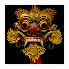 Bali Mask Medium Glasses Cloth