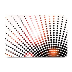 Radial Dotted Lights Plate Mats