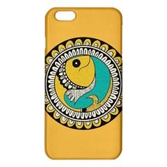 Madhubani Fish Indian Ethnic Pattern iPhone 6 Plus/6S Plus TPU Case