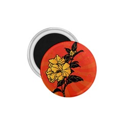 Vector Asian Flowers 1.75  Magnets