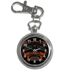 Traditional Northwest Coast Native Art Key Chain Watches
