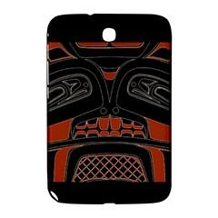 Traditional Northwest Coast Native Art Samsung Galaxy Note 8.0 N5100 Hardshell Case