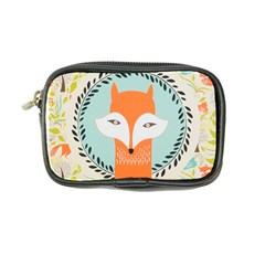 Foxy Fox Canvas Art Print Traditional Coin Purse