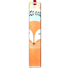 Foxy Fox Canvas Art Print Traditional Large Book Marks