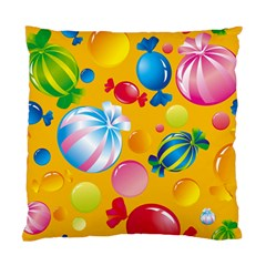 Sweets And Sugar Candies Vector  Standard Cushion Case (Two Sides)