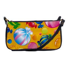 Sweets And Sugar Candies Vector  Shoulder Clutch Bags
