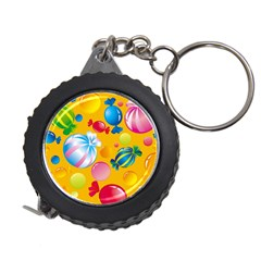 Sweets And Sugar Candies Vector  Measuring Tapes