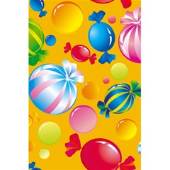 Sweets And Sugar Candies Vector  5.5  x 8.5  Notebooks