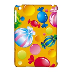 Sweets And Sugar Candies Vector  Apple iPad Mini Hardshell Case (Compatible with Smart Cover)