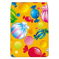 Sweets And Sugar Candies Vector  Flap Covers (L)