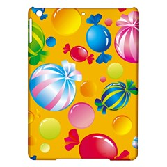 Sweets And Sugar Candies Vector  iPad Air Hardshell Cases