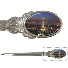 Paris At Night Letter Openers