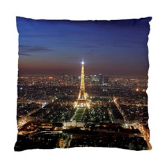 Paris At Night Standard Cushion Case (One Side)