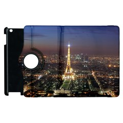 Paris At Night Apple iPad 3/4 Flip 360 Case