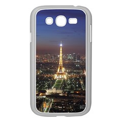 Paris At Night Samsung Galaxy Grand DUOS I9082 Case (White)