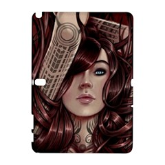 Beautiful Women Fantasy Art Galaxy Note 1