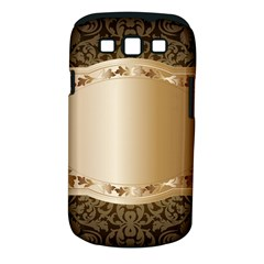 Floral Samsung Galaxy S III Classic Hardshell Case (PC+Silicone)