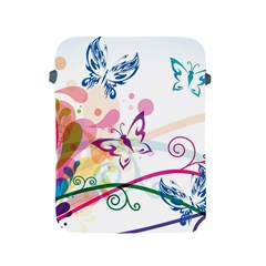 Butterfly Vector Art Apple iPad 2/3/4 Protective Soft Cases