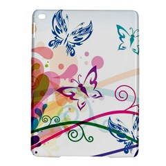Butterfly Vector Art iPad Air 2 Hardshell Cases
