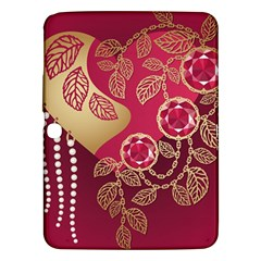 Love Heart Samsung Galaxy Tab 3 (10.1 ) P5200 Hardshell Case